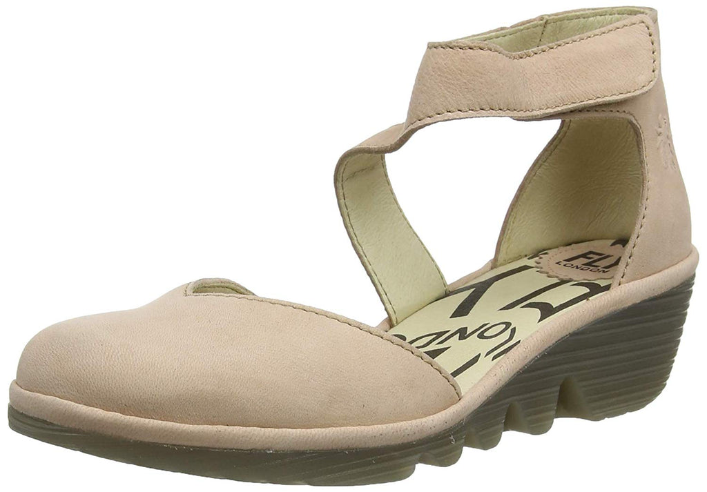 FLY London Women's Pats801fly Wedge Sandal