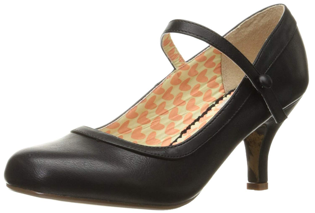 Bettie Page Women's Bp320-Bettie Dress Pump