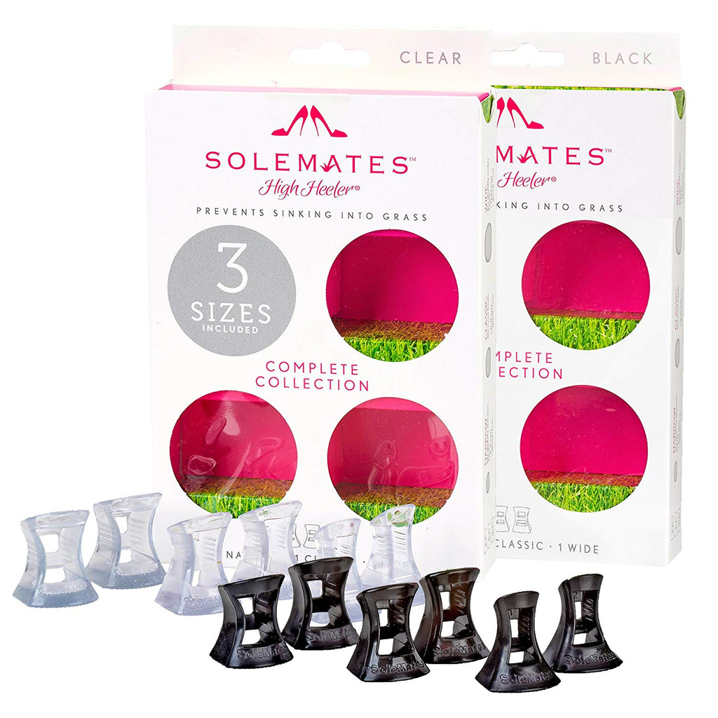 Solemates Heel Protectors Complete Collection