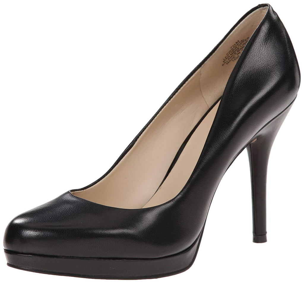 Nine West Women's KRISTAL Leather Dress Pump