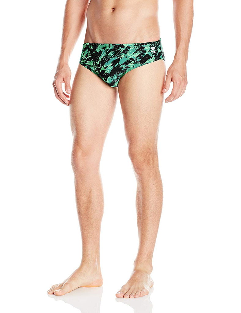 TYR Men's Glisade Racer Brief