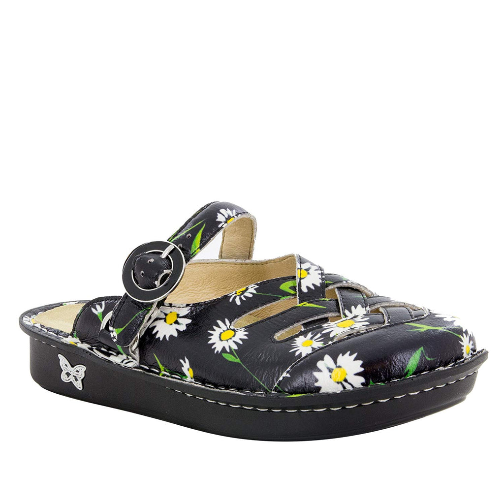 Alegria Women's Freesia Leather Clog Limited Edition