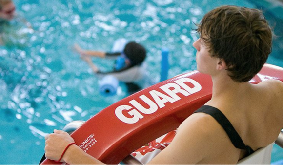 Lifeguard recertification training with First Aid and CPR/AED. This program allows you to extend or recertify your certifications for two more years. Save $100 today with special Grant! You can also pay in 4 installments of only $38.75 with no interest.