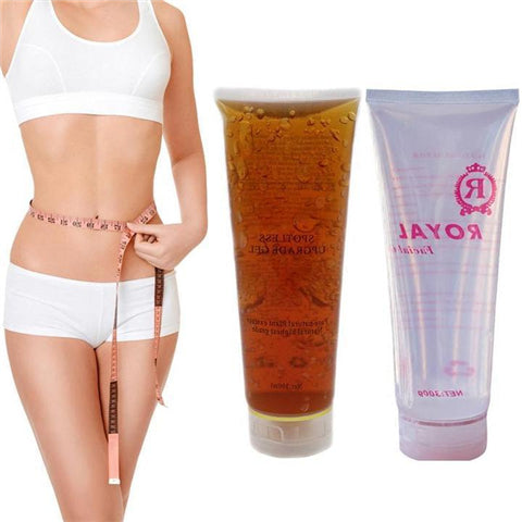 Ultrasonic RF Cavitation Skin Firming Lifting Inject Gel for Beauty Machine 300ml - BODY SLIMMING