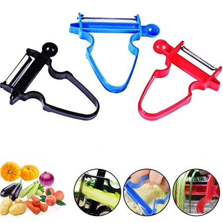 Magic Trio Peeler 3 Pcs Set