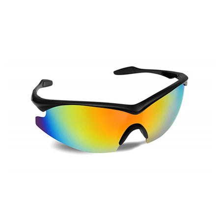 TAC GLASSES Sports Polarized Sunglasses for Men/Women HD Polarized Sunglasses UV Block Sunglasses Protect Eyes