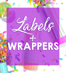 Labels & Wrappers