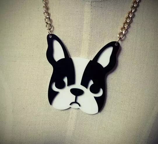Woof Woof Necklace