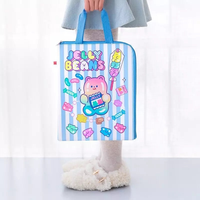 Jelly Beans Laptop Bag