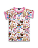 Cupcakes T-Shirt By Six Bunnies
