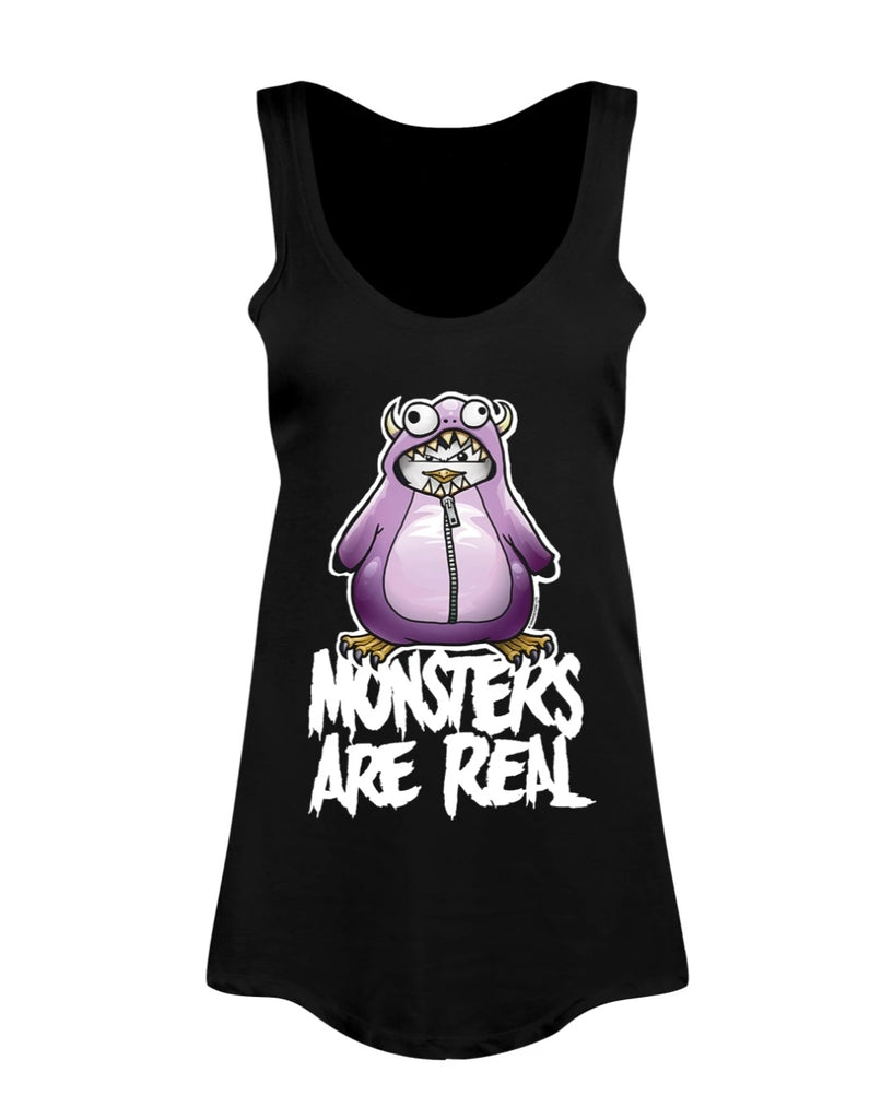 Psyco Penguin Tank Top