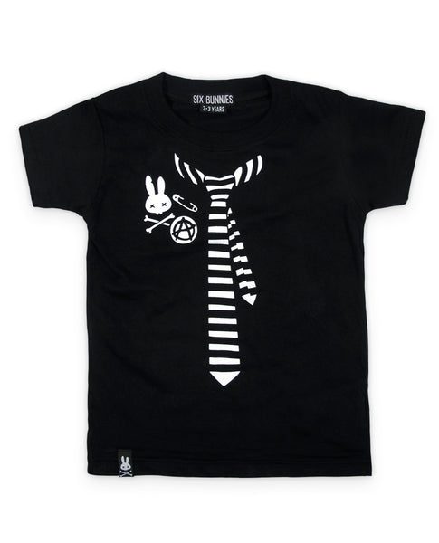 Little Punk T-Shirt By Six Bunnies