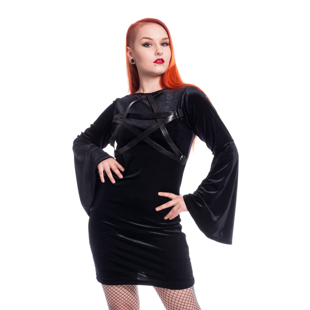 HOCUS POCUS DRESS BY HEARTLESS