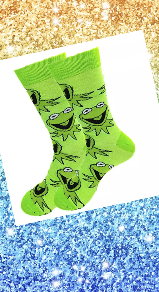 All Over Kermit Unisex Socks