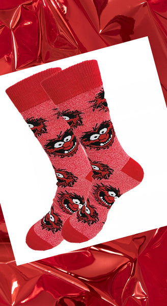 All Over Animal Unisex Socks