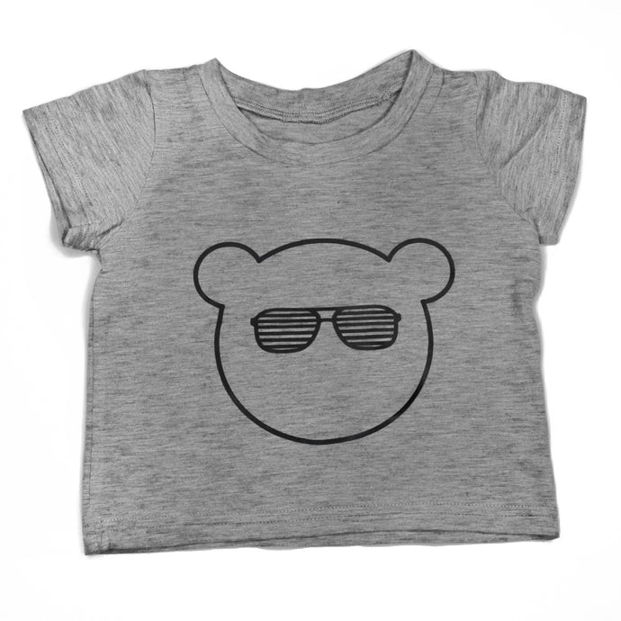 Aviator Bear (Black)