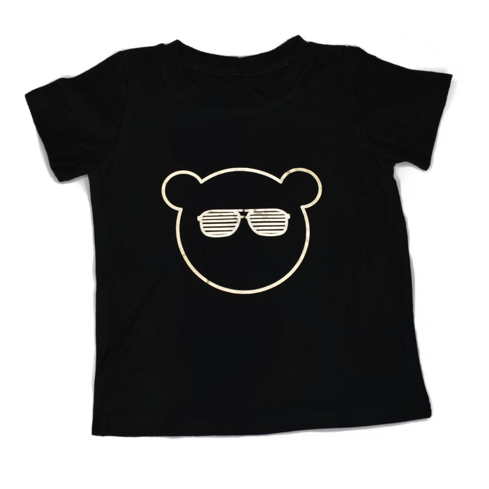 Aviator Bear (Gold)