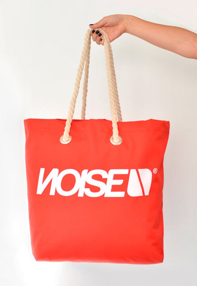 Bolso Tote Bag Red - NOISE®