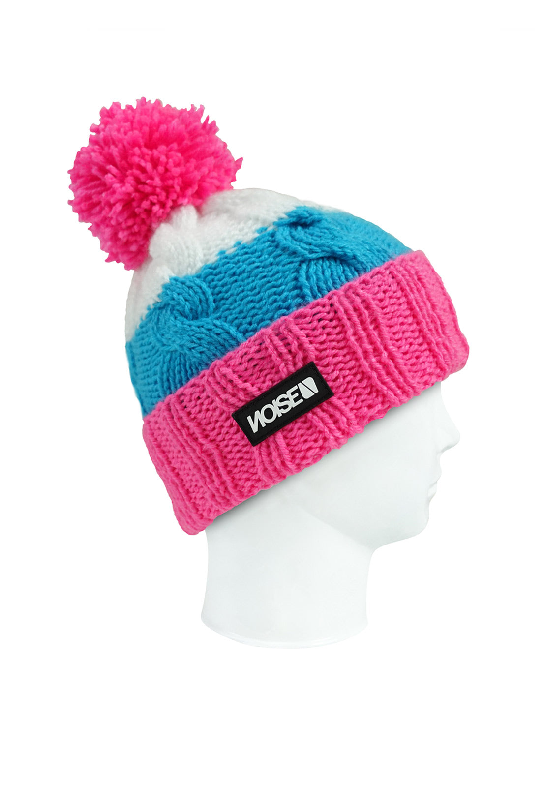 Gorro Braid Snow