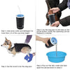 PAWRTABLE™: Rechargeable Portable Paw Cleaner