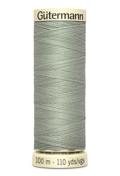 Gütermann Sew All Thread 100m - Black, White & Greys