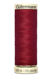 Gütermann Sew All Thread 100m - Reds, Pinks & Purples
