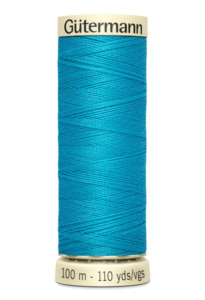 Gütermann Sew All Thread 100m - Greens, Blues & Navy
