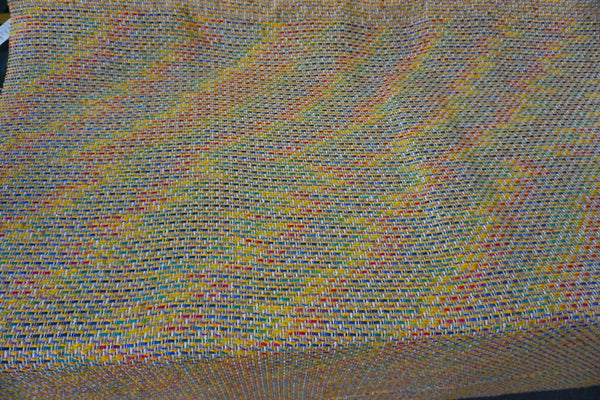 Rainbow Confetti Tweed Suiting