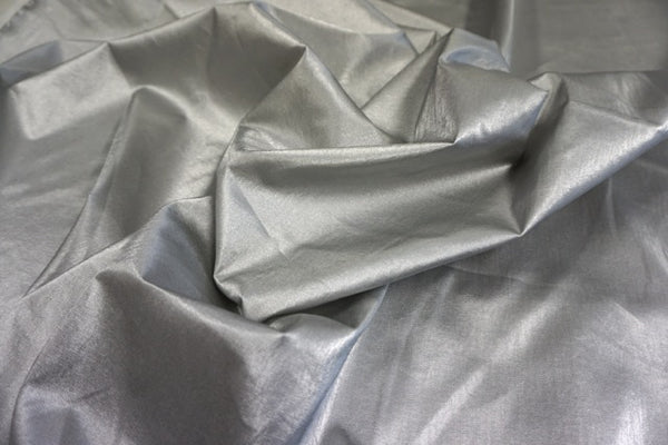 Silver Coated Linen