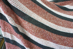 Soft, Autumn Marl Stripe Knit