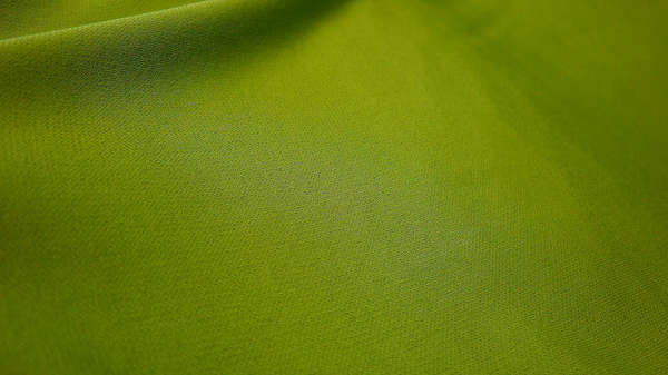 Wheatgrass Green Crepe Jersey