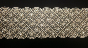 Embellished Victorian Style Trim