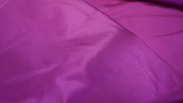 Bright Purple Silk Taffeta