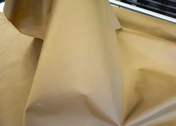 Heavy Silk Twill (Stiff) Gold