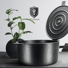 Load image into Gallery viewer, Cast Iron Pot - 5 L