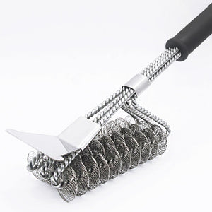 Professional BBQ Cleaning Brush