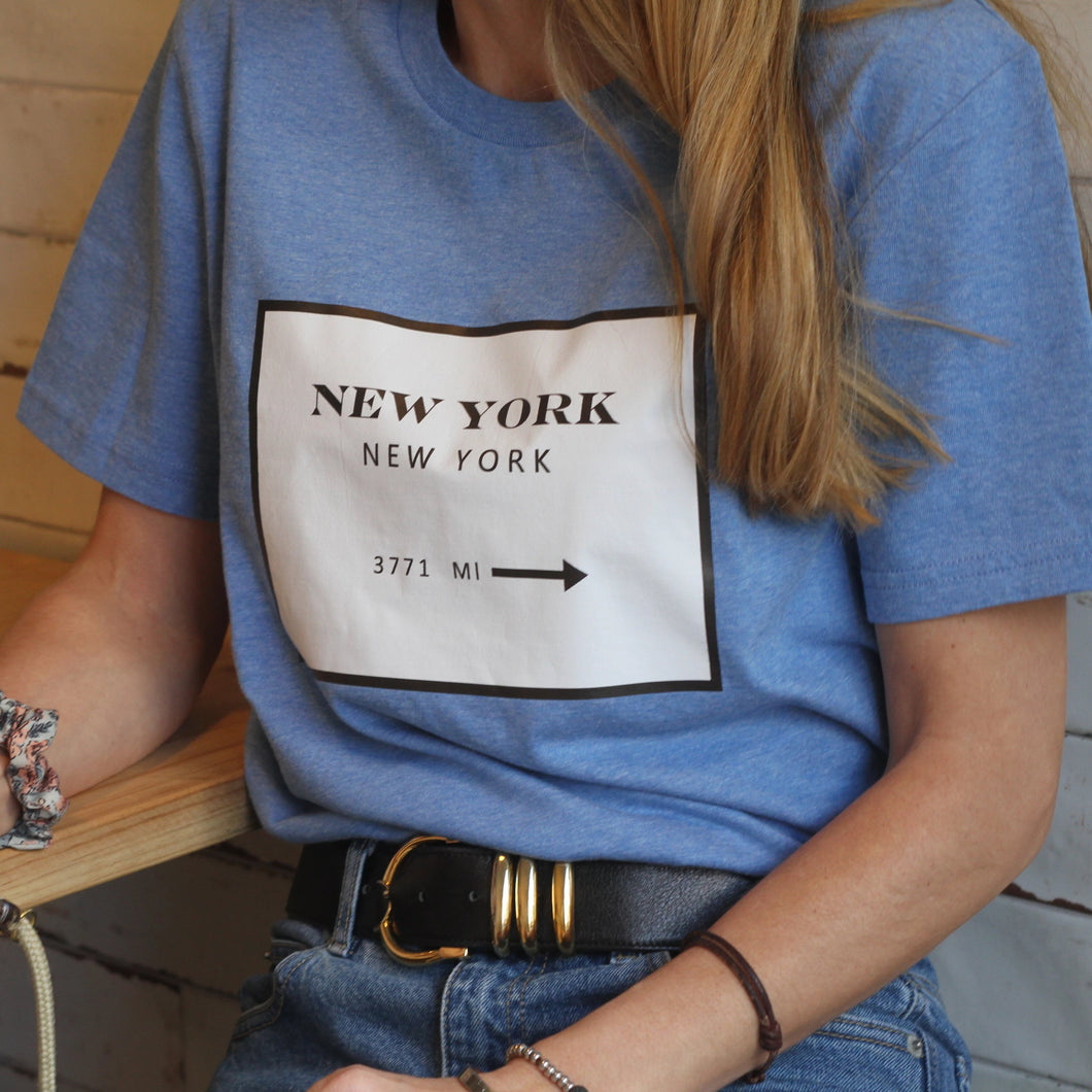 Pack Upper East Tee