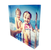 Load image into Gallery viewer, Acrylic Photo Block