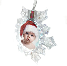 Load image into Gallery viewer, Snowflake Bauble