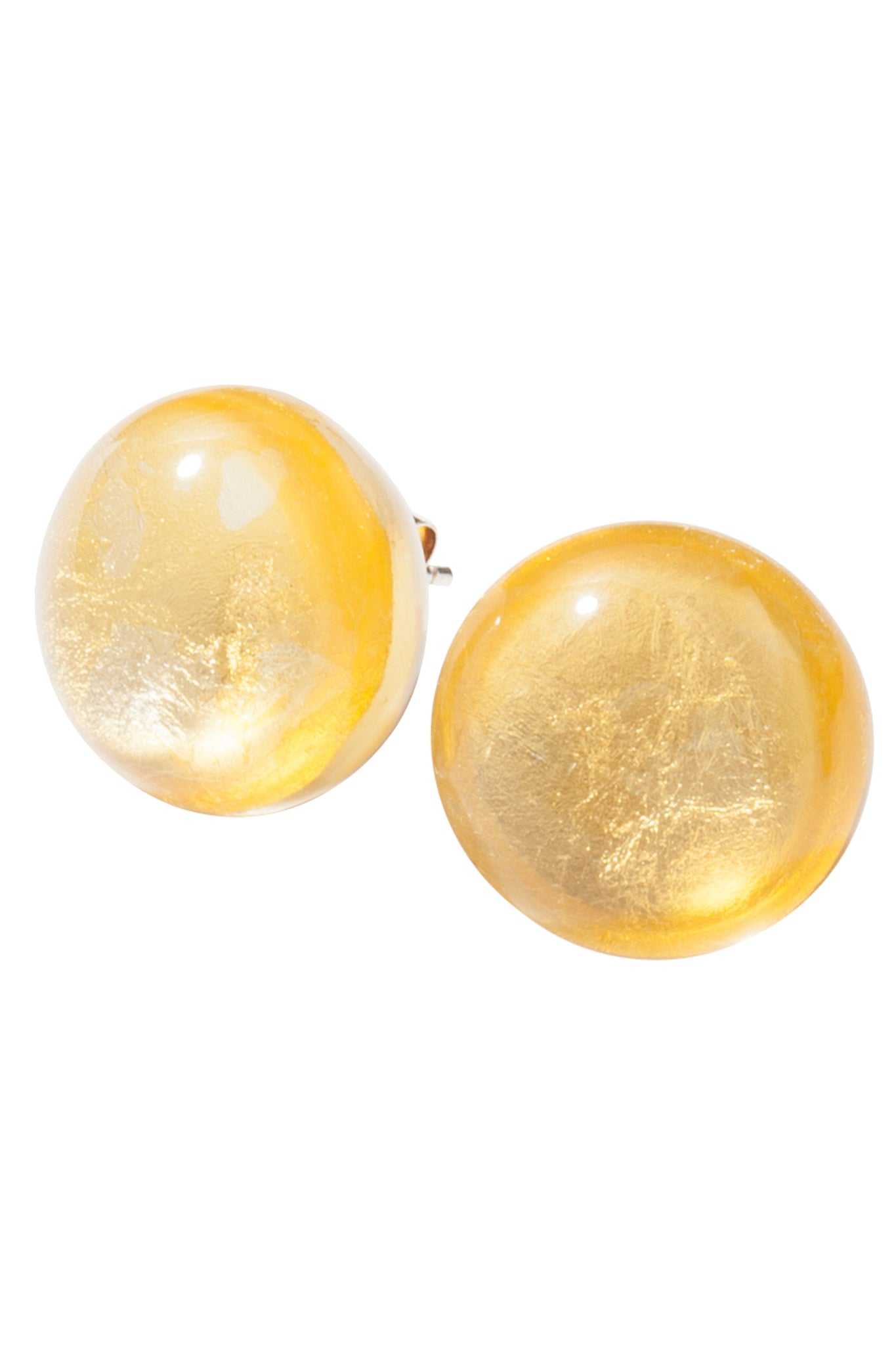 Handmade Button Earrings - NEW ARRIVAL