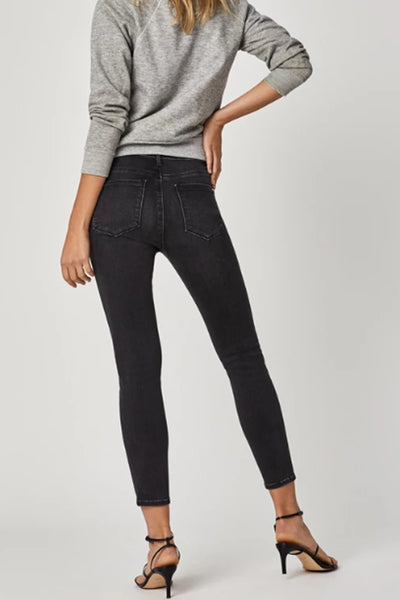 Mavi | Tess Dark Smoke Move Jeans