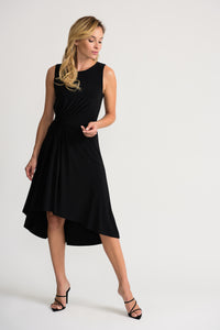 Joseph Ribkoff | High-Low Dress *BLACK FRIDAY SALE applied at checkout*