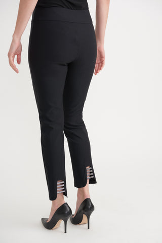 Joseph Ribkoff | Slim Pant with Bling - NEW ARRIVAL