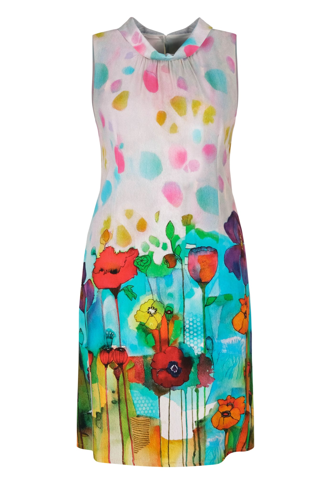 Poppy Sleeveless Dress