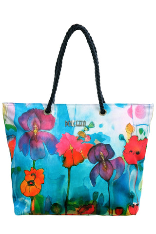 Dolcezza | Poppy Beach Bag - NEW ARRIVAL