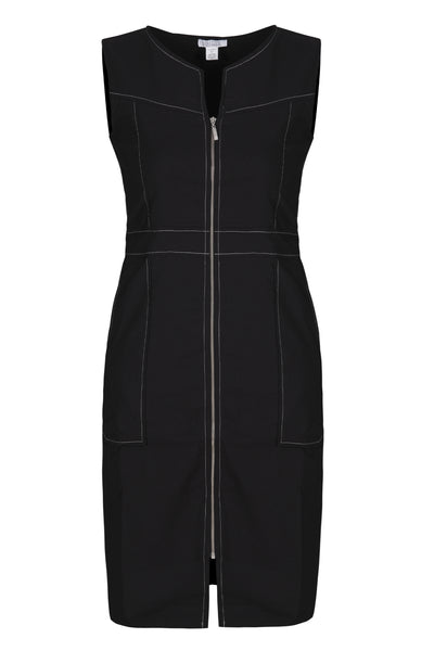 Zip Front Dress - NEW ARRIVAL