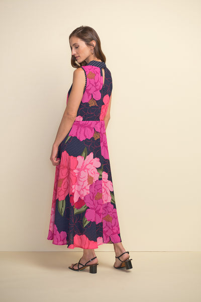 Peony Print Maxi Dress - NEW ARRIVAL