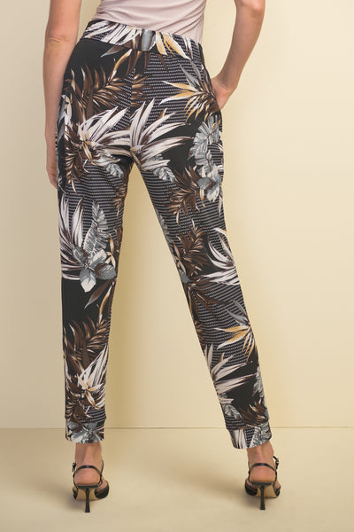 Tropical Leaf Print Pant - NEW ARRIVAL