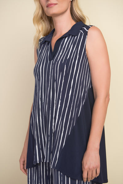 Tunic with Collar - NEW ARRIVAL