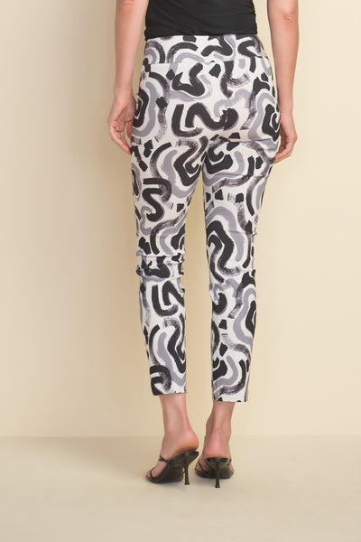Abstract Geometric Print Pant - NEW ARRIVAL